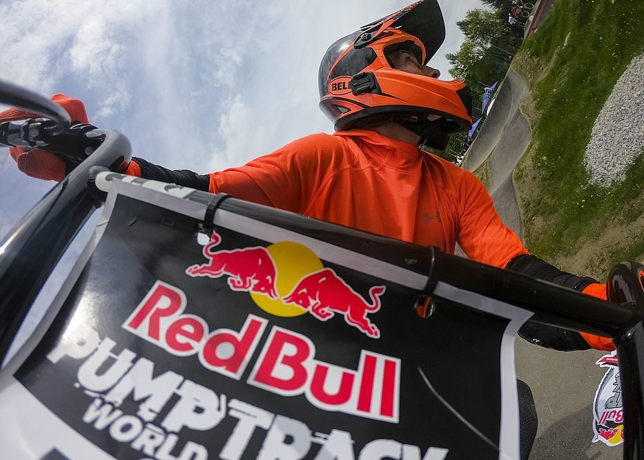 Austria you were unstoppable – The Red Bull                         Pump Track World Championship shakes it up in Mittersill