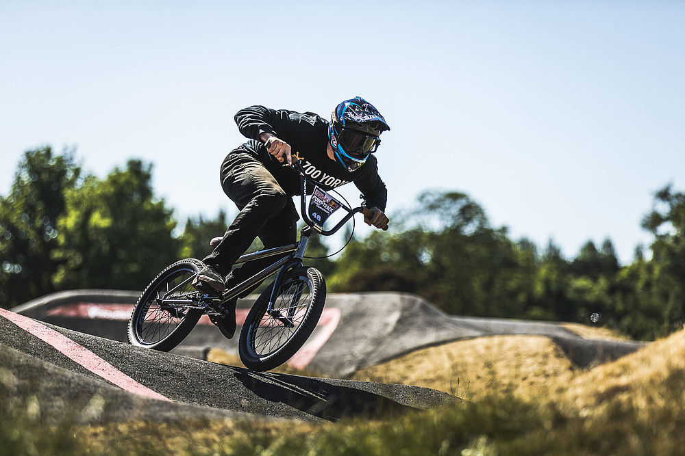 The Red Bull Pump Track World Championship Heads to Glasgow in a Showdown of Bike Disciplines