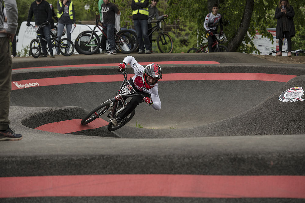 Switzerland raises the bar of Pump Track racing to the next level