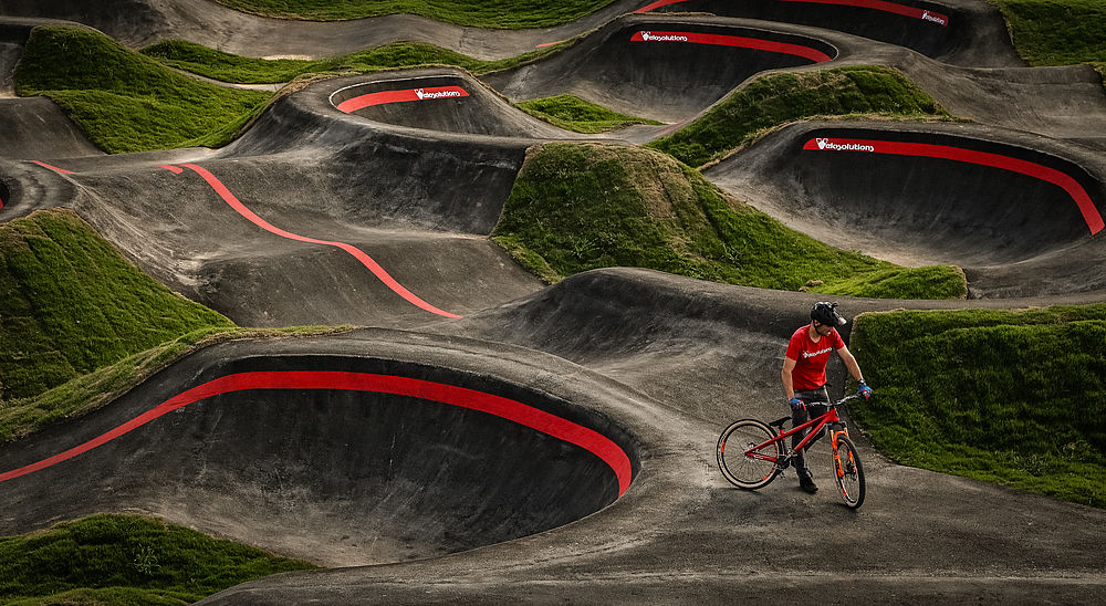 The Red Bull Pump Track World Championship announces China Qualifier