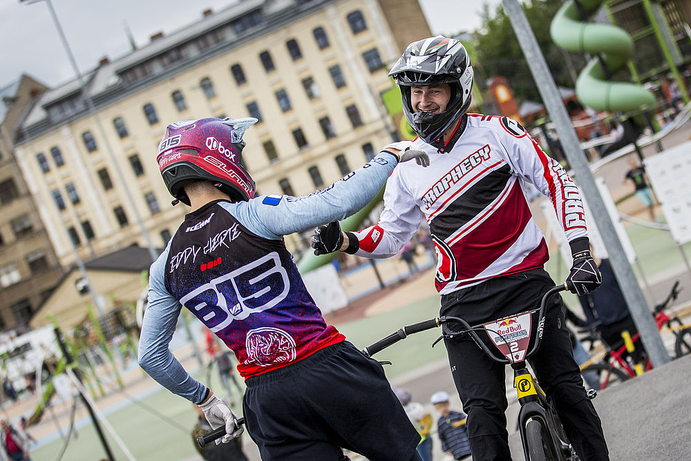 Latvia ups the ante. Riga delivers exceptional pump track racing in the first Baltic Qualifier of 2019