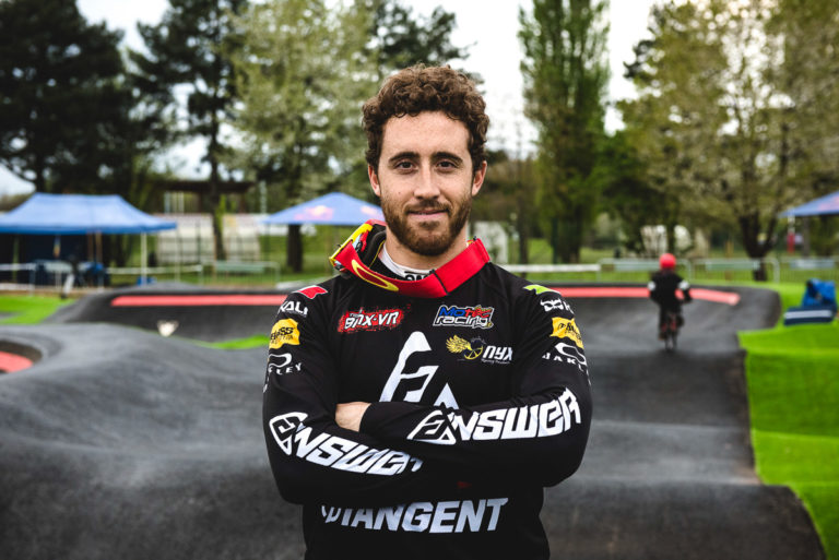 Riders series: Meet Giacomo Fantoni