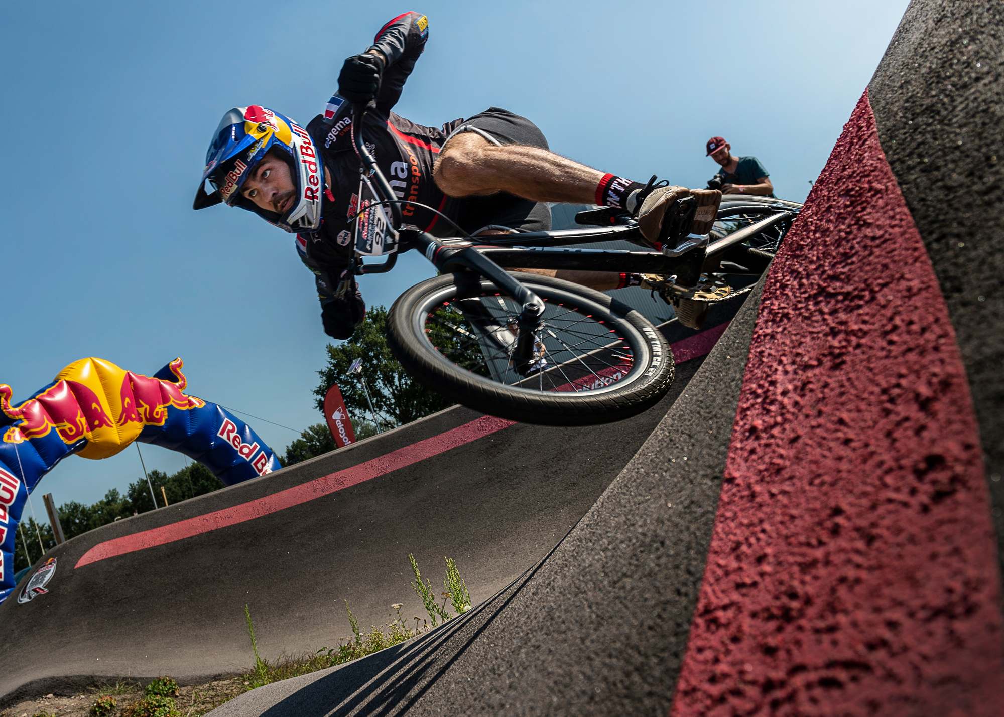 Het was een fantastisch evenement, dankjewel Nederland. The Red Bull Pump Track World Championship goes Dutch.
