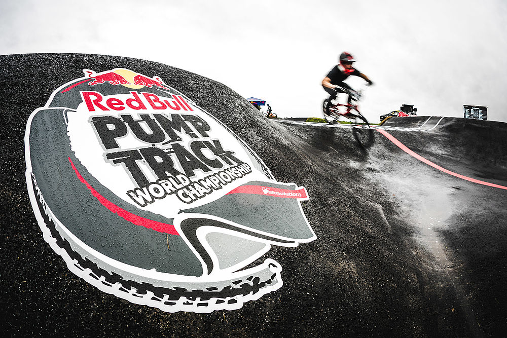World's fastest Pump Track riders head to Bern Switzerland in October for the Red Bull Pump Track World Championship Final.