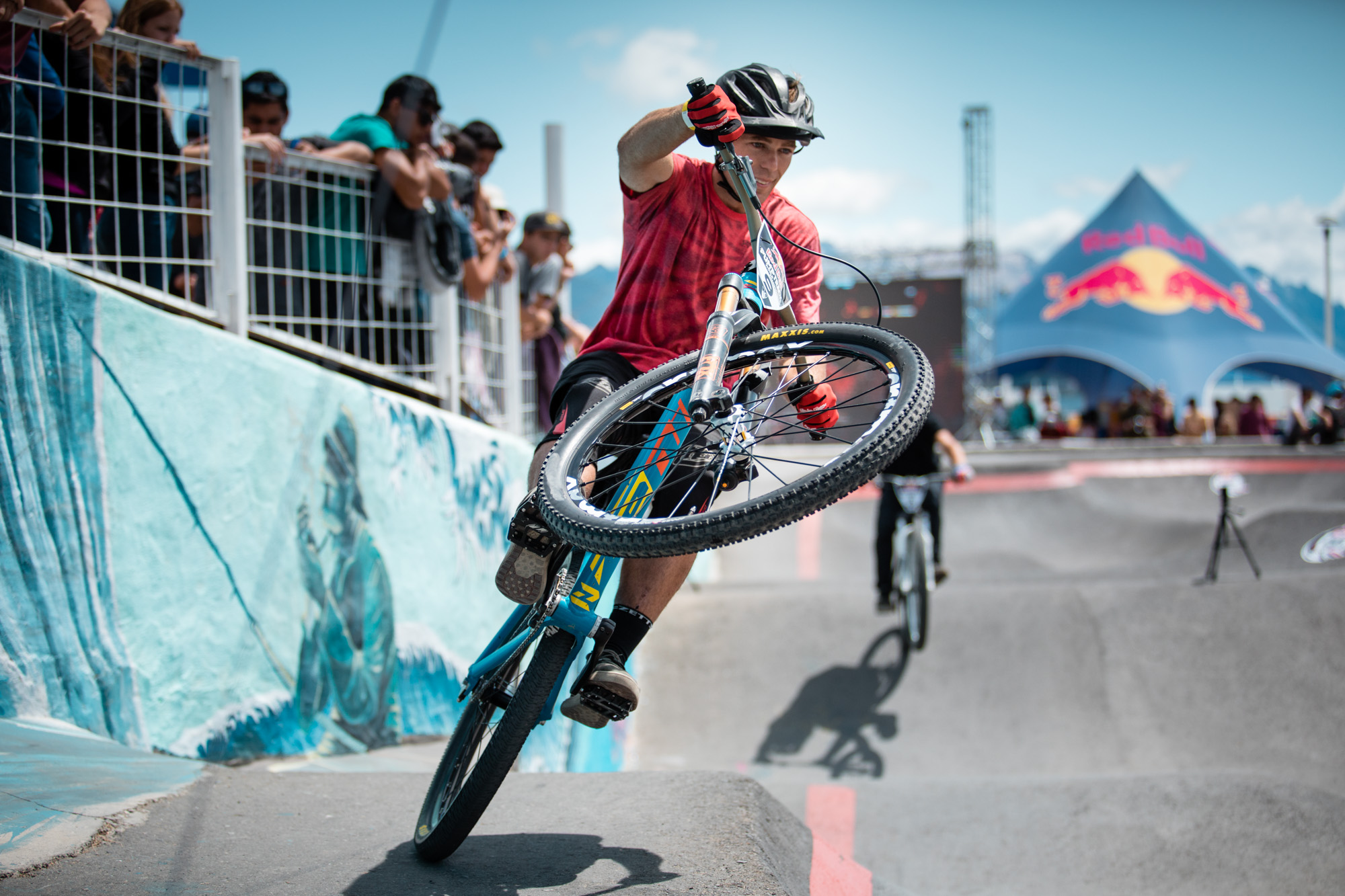 VIDEO: All the race day action from Bariloche